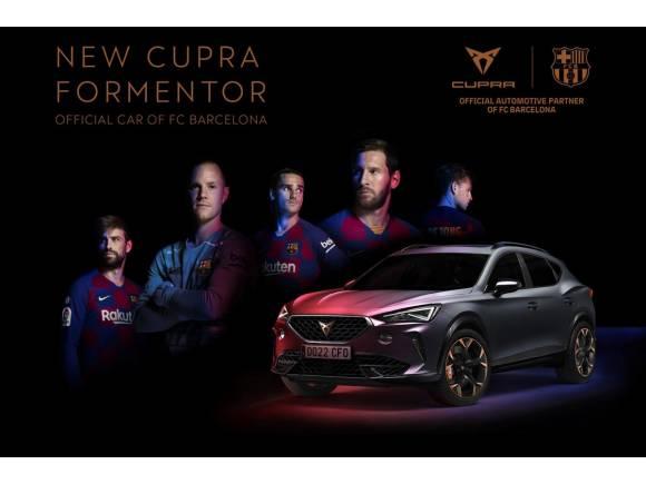 CUPRA Formentor: ya se puede reservar su edición de lanzamiento