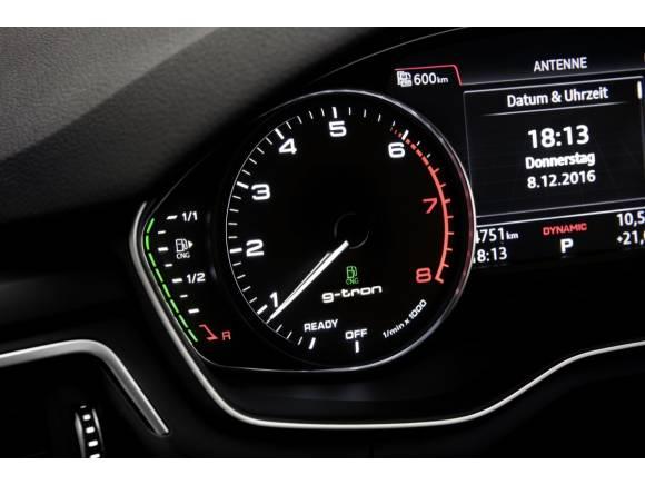 Audi A4 Avant y A5 Sportback g-tron: gas natural como alternativa al diesel