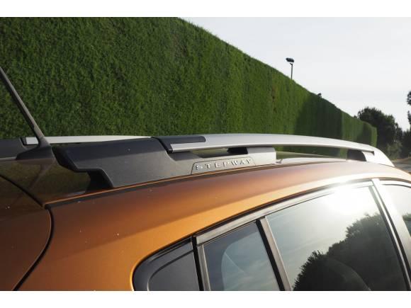 Prueba y opinión del Dacia Sandero Stepway ECO-G: precio y capacidad del depósito GLP