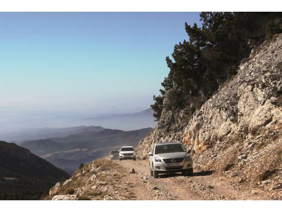 Volkswagen lanza unos nuevos cursos de conducción off-road