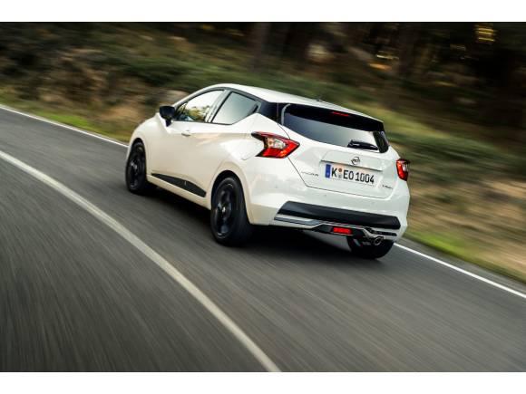 Nissan Micra 2019: nuevos motores gasolina y acabado N-Sport