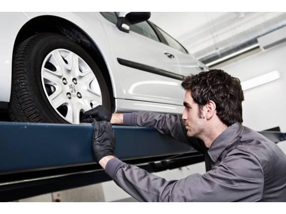 Multas por llevar los neumáticos en mal estado