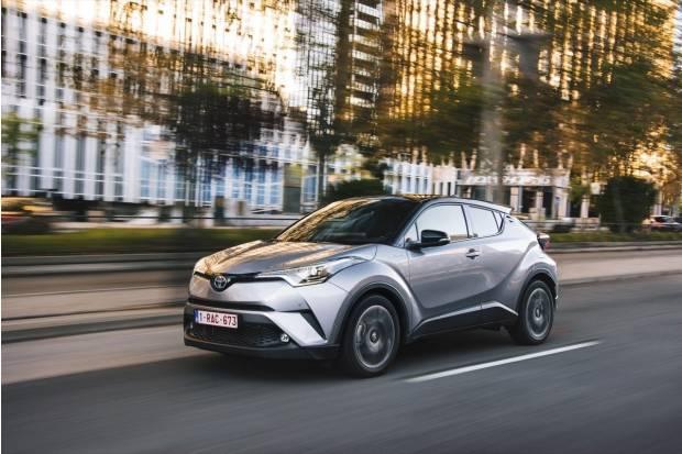 Vídeo: las claves del nuevo Toyota C-HR