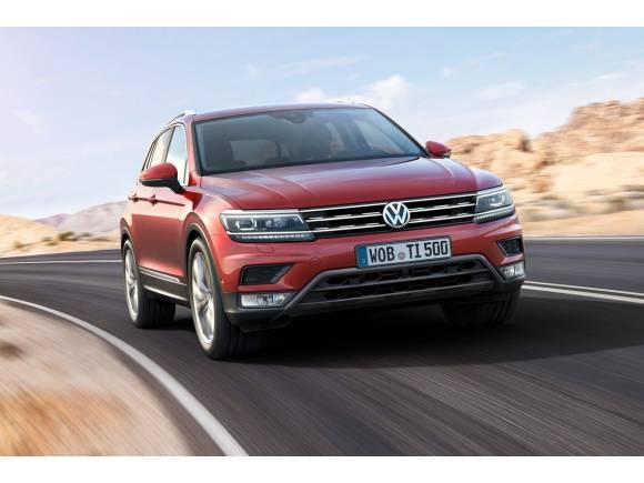 Nuevo Volkswagen Tiguan: a la venta desde 29.560 euros