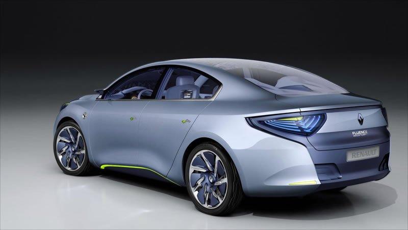 La versión ecológica de la nueva berlina de Renault