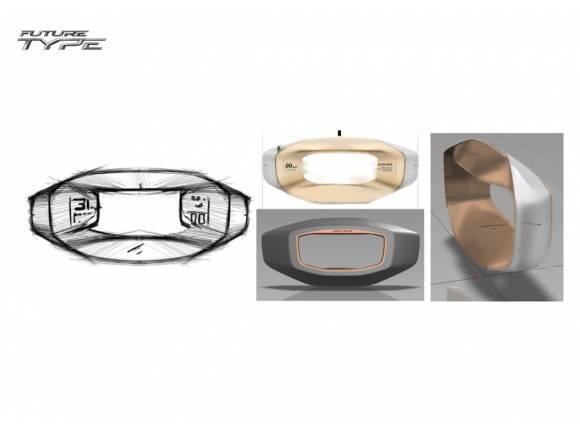 Jaguar Future-Type concept: el coche autónomo del futuro según Jaguar