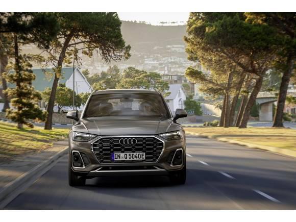 El Audi Q5 y Q5 Sportback incorporan dos mecánicas híbridas enchufables