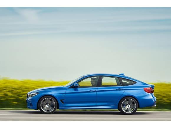 Nuevo BMW Serie 3 Gran Turismo, estrenando motores