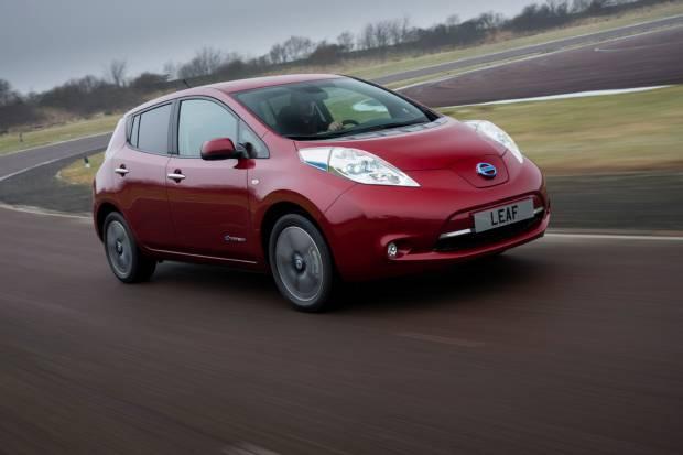 Nissan Leaf, más autonomía para el coche eléctrico de Nissan