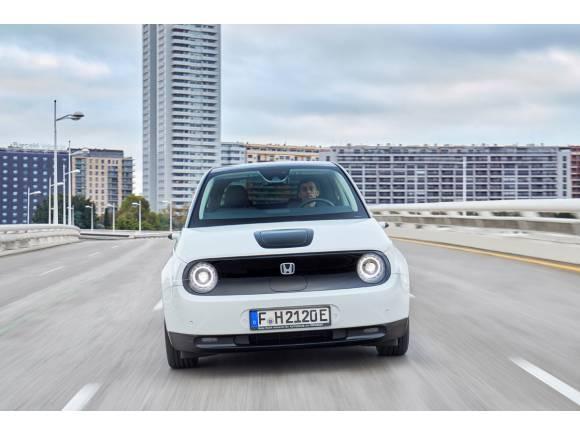 Guía de compra Honda e: desde 34.390 euros