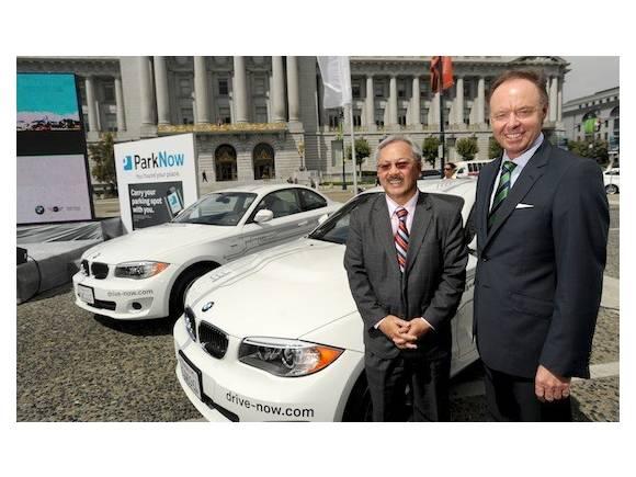 BMW lanza el Car Sharing con coches eléctricos