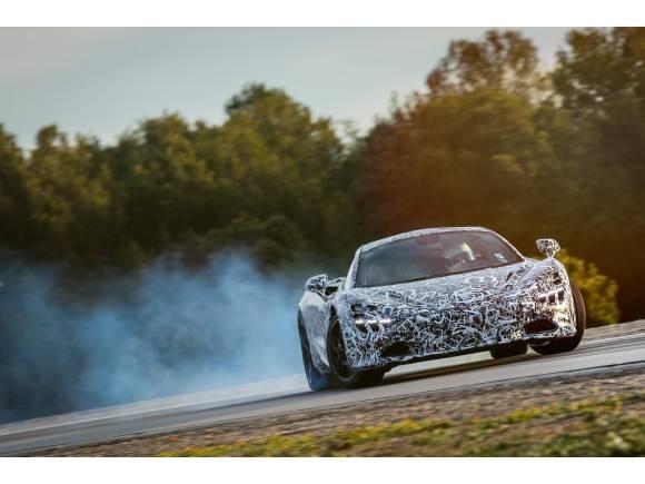 Nuevo McLaren Super Series con Drift Control
