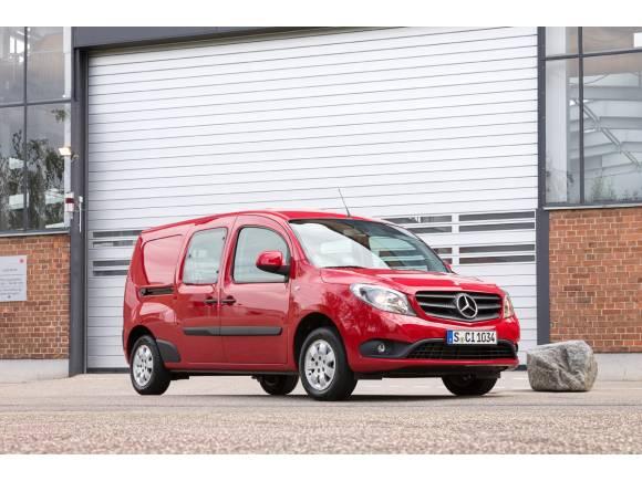 Nueva actualización para el Mercedes Citan