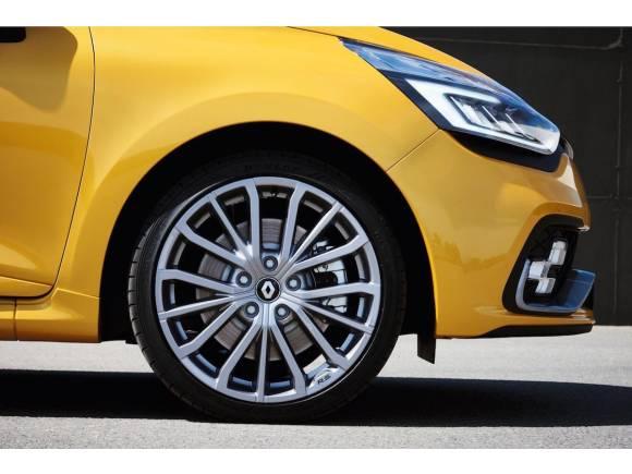 Nuevo Renault Clio RS 2016, disponible con 220 CV
