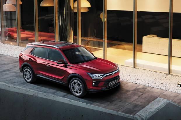 SsangYong Korando: gama y precios del SUV