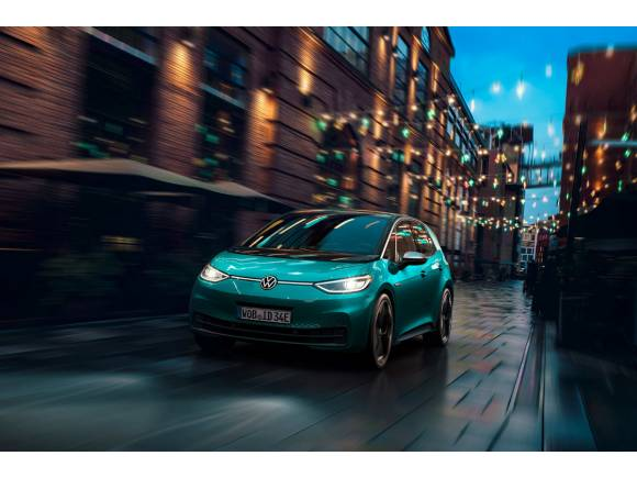 Volkswagen ID.3: se abren los pedidos de la versión 1st por 43.110 euros