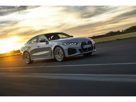 El BMW Serie 4 estrena nueva carrocería Gran Coupé