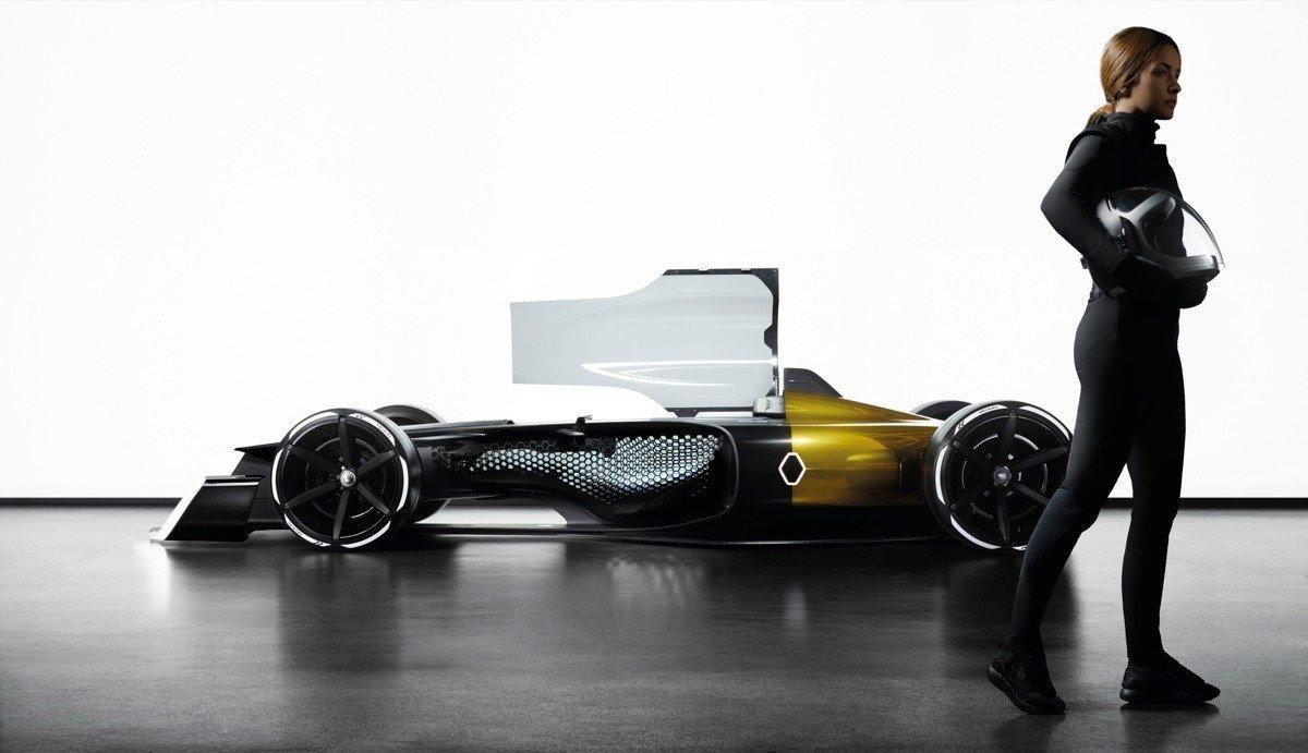 Renault R.S 2027 Vision