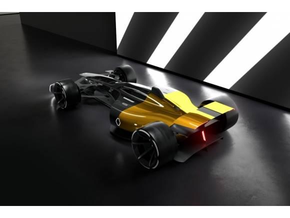 Renault R.S. 2027 Vision concept: la Fórmula 1 del futuro