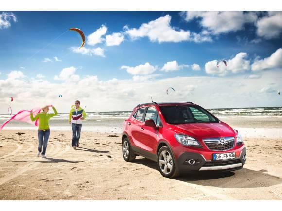 Nuevo Opel Mokka 1.4 turbo con tracción delantera