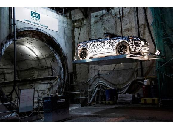 Video: prueba de resistencia del Range Rover Evoque Cabrio