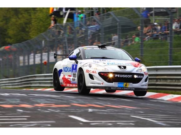 Todo a punto para las 24 horas de Nürburgring