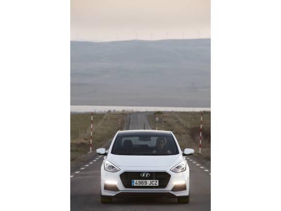 Presentación y prueba del Hyundai i30 Turbo