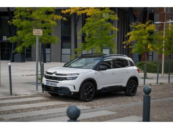 Prueba nuevo Citroën C5 Aircross Hybrid 2020: ficha técnica, precio, opinión,...