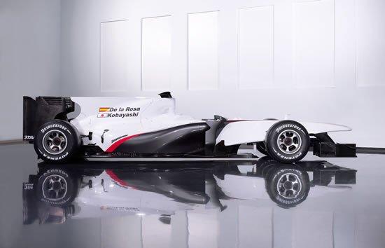 Sauber-Ferrari C29
