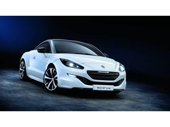 Nueva versión GT Line para el Peugeot RCZ
