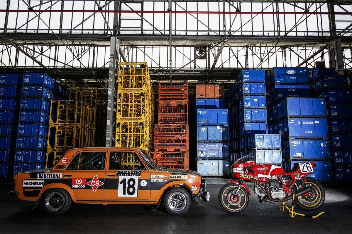 Seat Ducati clasicos