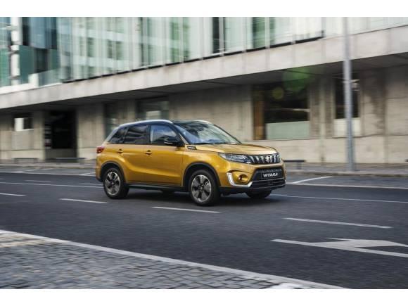 Prueba Suzuki Vitara Hybrid: gama, precios y opinión