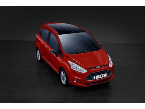Ford B-MAX: nuevo acabado Colour Edition y motor EcoBoost