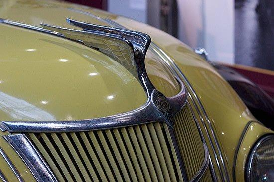Detalle del Chrysler Airflow
