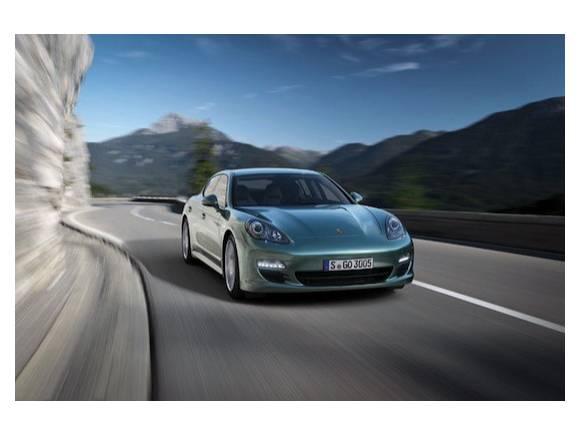 Prueba: Porsche Panamera Diesel