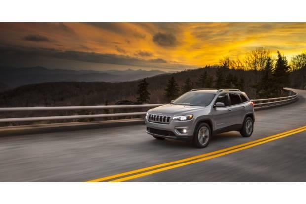 Jeep Cherokee 2019: el nuevo SUV se presenta en Detroit