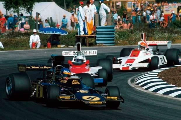 Ronnie Peterson: el funambulista sueco