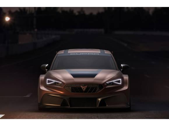 Nuevos CUPRA e-Racer y León Competición: así son los coches de competición
