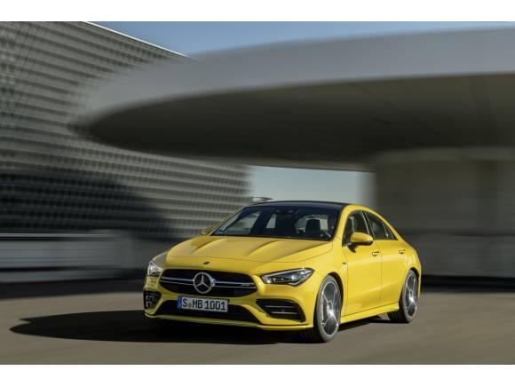 Nuevo Mercedes-AMG CLA 35 4MATIC: otro más para la familia Mercedes-AMG