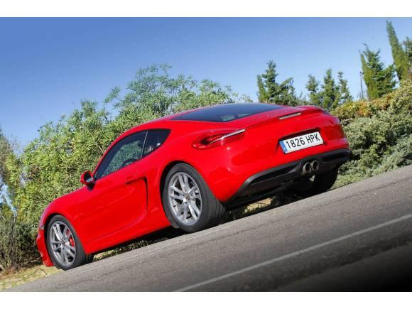 Prueba 10: Porsche Cayman S PDK, jaque al 911