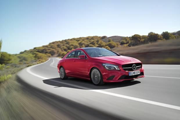 Sistema Dynamic Select para todos los compactos de Mercedes