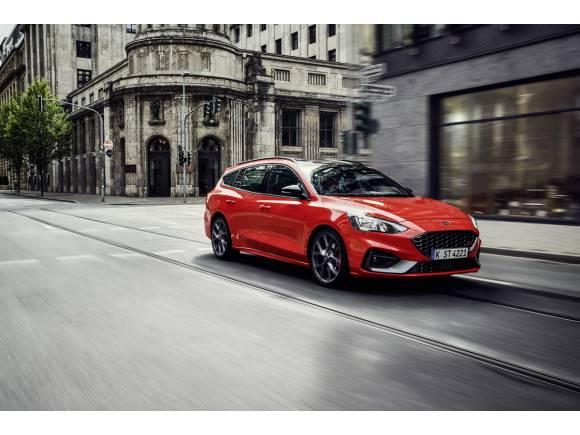 Ford Focus ST Sportbreak: deportividad en formato familiar