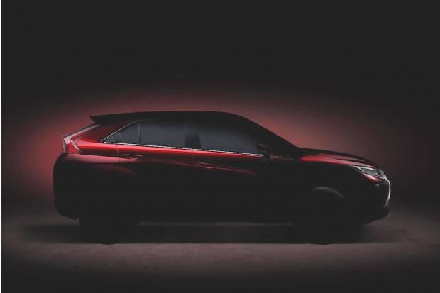 Mitsubishi avanza su nuevo SUV pequeño