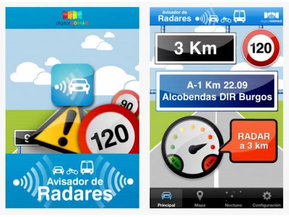 avisador de radares gratis para iphone