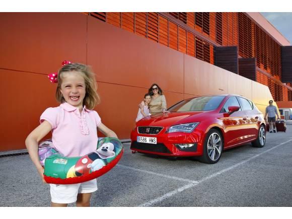 Seguridad Infantil: Niños en los asientos delanteros del coche