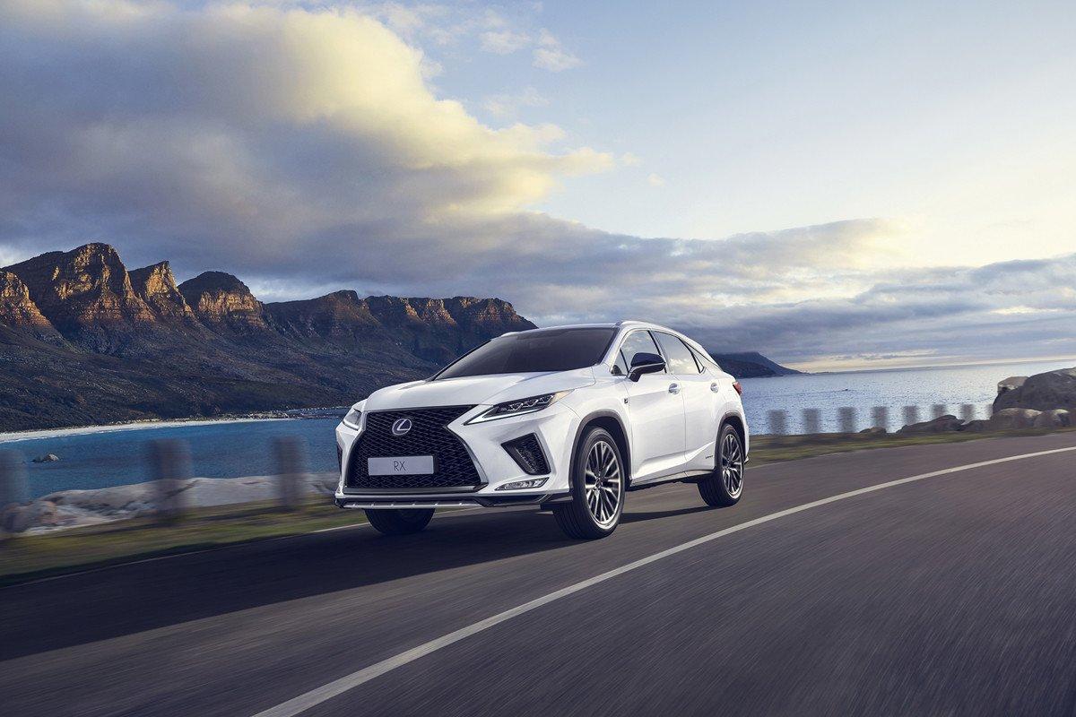 Nuevo Lexus RX
