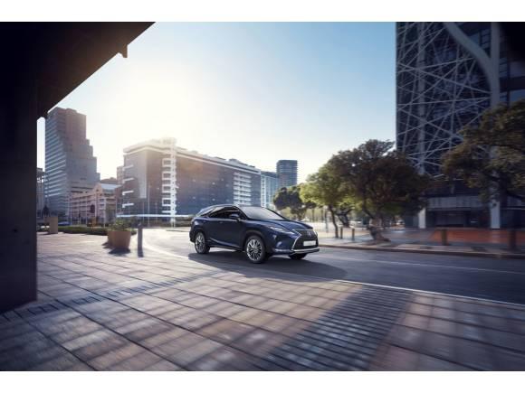 Nuevo Lexus RX: a finales de año con leves cambios