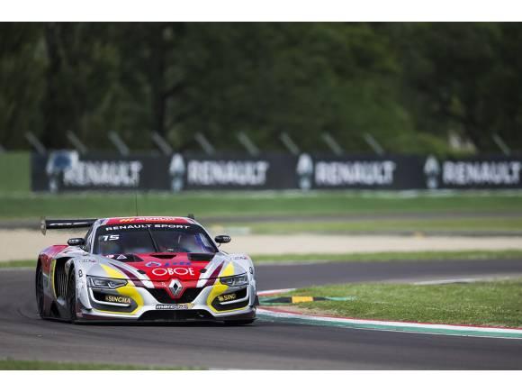 Prueba la gama Renault en circuito en el Renault Pasión Tour