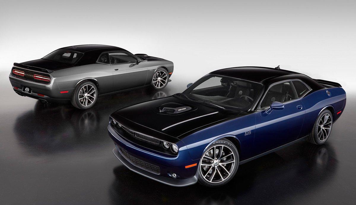 Dodge Challenger 80 aniversario Mopar