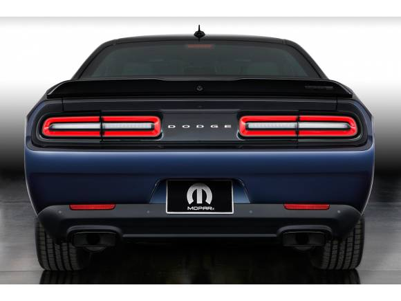 Mopar celebra su 80 aniversario con una edición limitada del Dodge Challenger